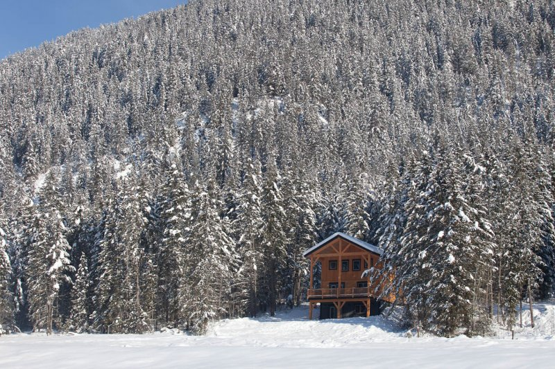Accommodation: Mount 7 Lodges