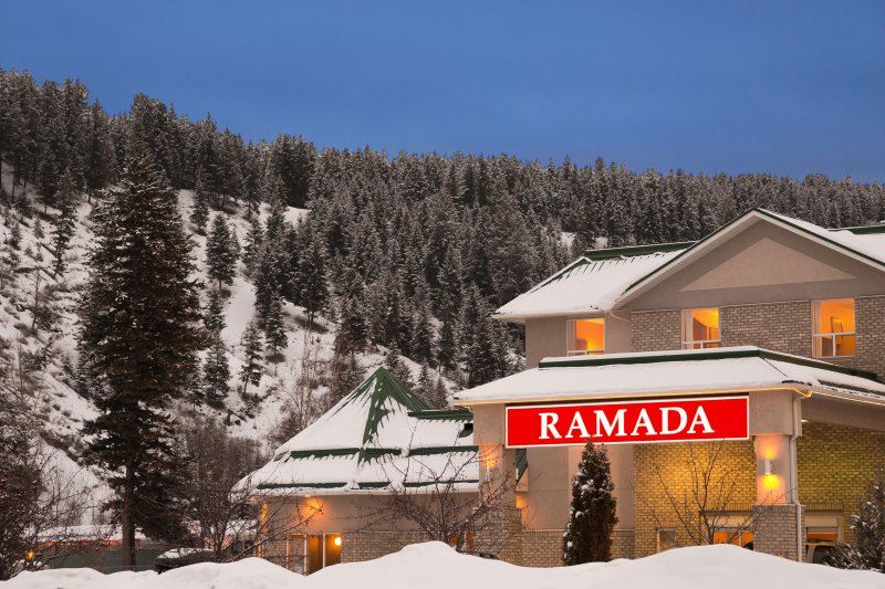 Accommodation: Ramada